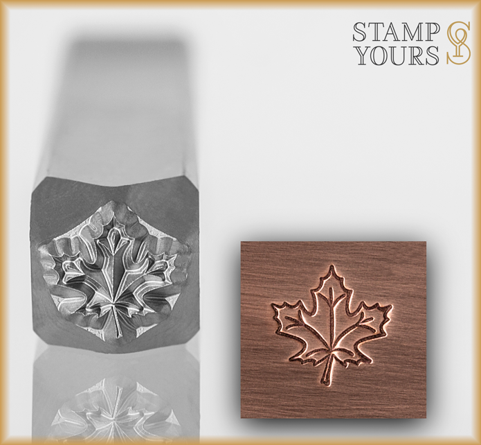 Maple Leaf - Stamp Yours