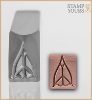 Design Composition Series - Peace Point - Stamp Yours