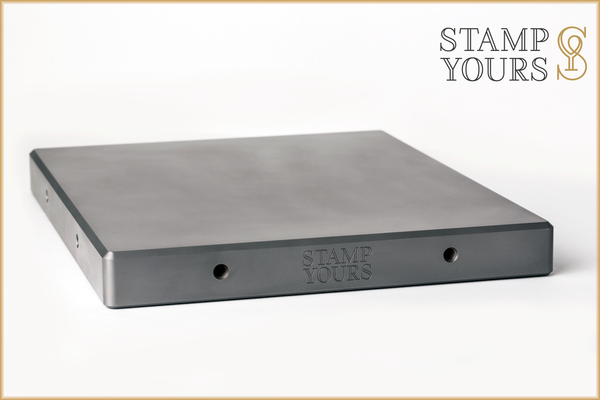 Stamping Block - Stamp Yours
