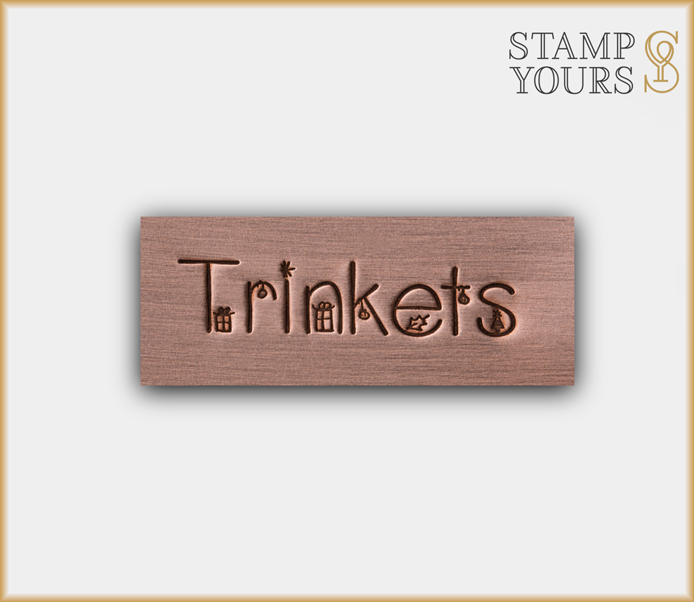 Trinkets 5mm - Stamp Yours