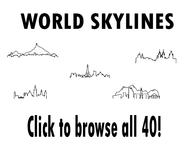 World Skylines - Stamp Yours