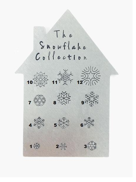 The Original Snowflake Collection - Stamp Yours