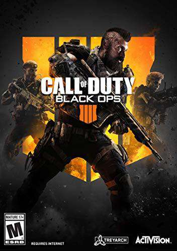 Call of Duty: Black Ops 4 - PC Standard Edition (Physical Product)
