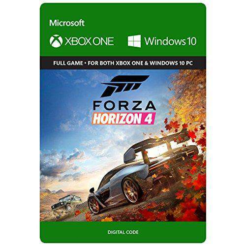 Forza Horizon 4: Standard Edition - Xbox One / Windows 10 [Digital Code]