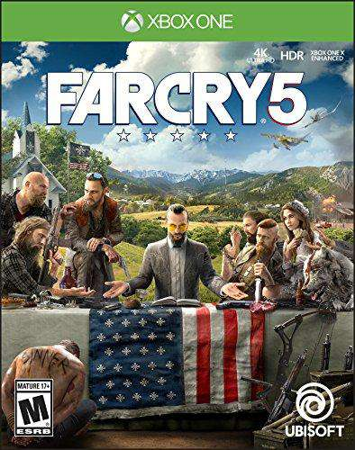 Far Cry 5 - Xbox One Standard Edition