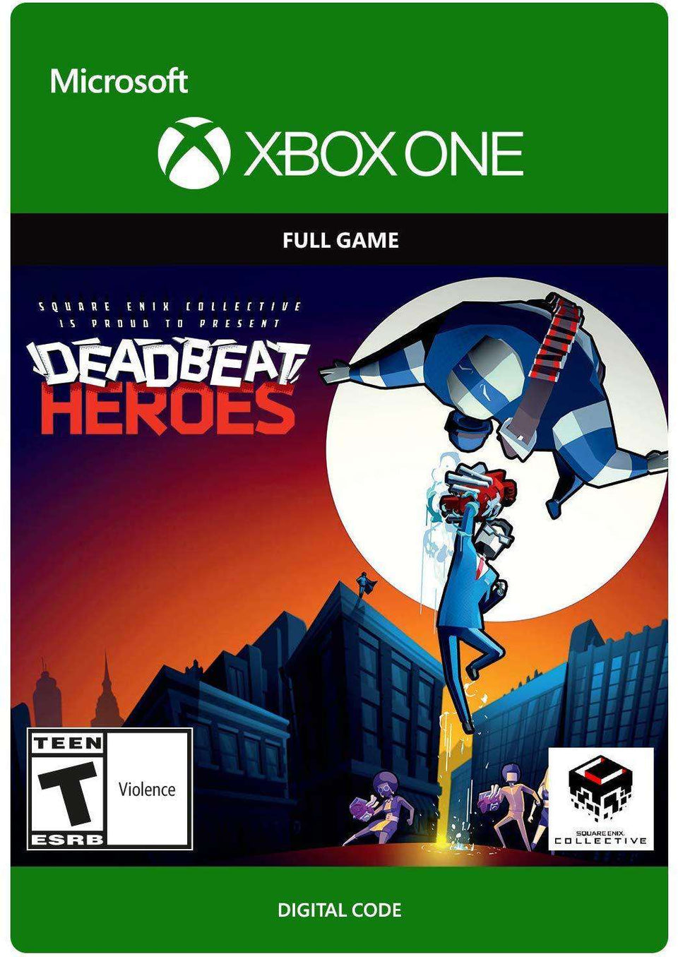 Deadbeat Heroes Xbox One [Digital Code]