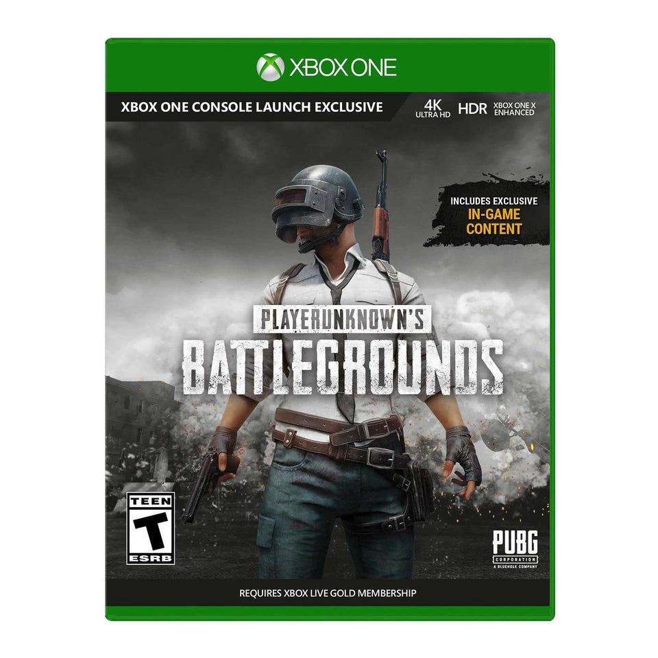 PLAYERUNKNOWN'S BATTLEGROUNDS Full Game  – Xbox One - Digital Download