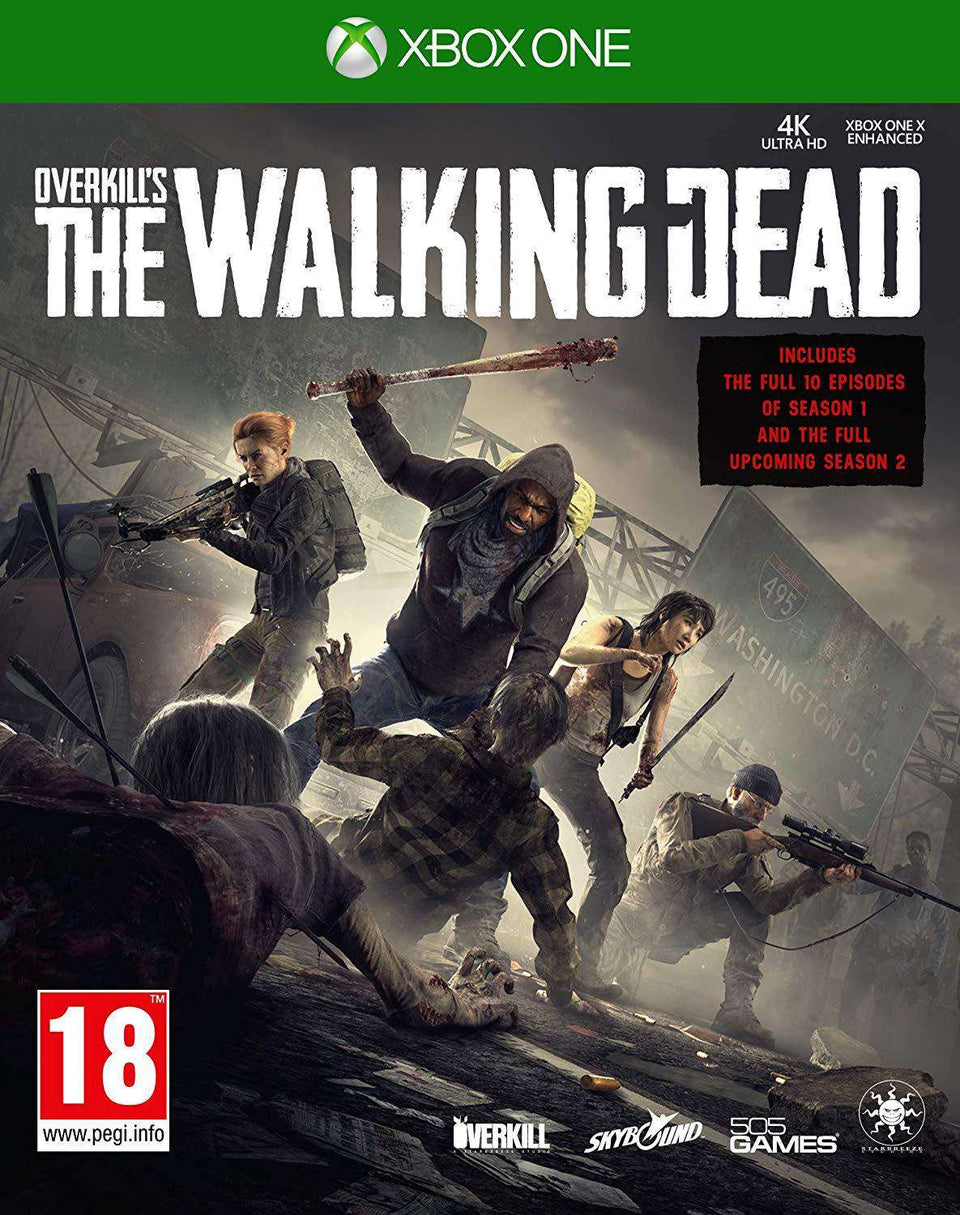 Overkill's The Walking Dead Xbox One [Digital Code]