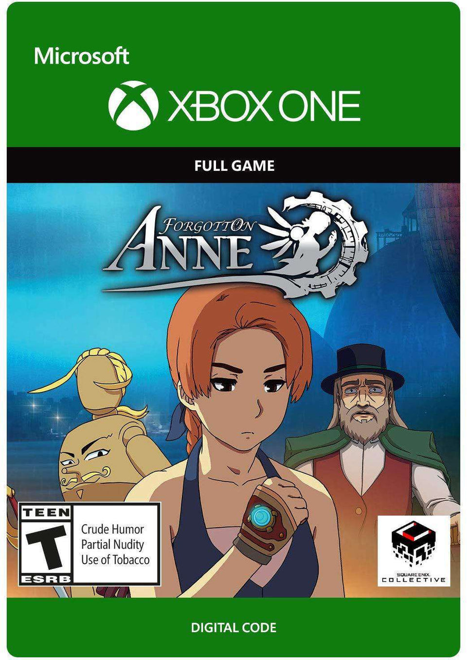 Forgotton Anne Xbox One [Digital Code]