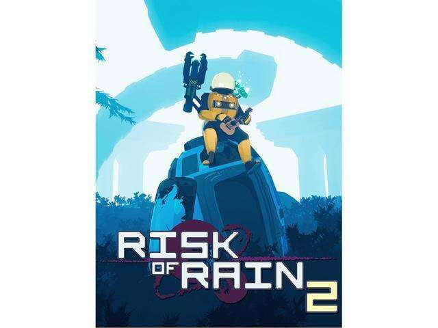 Risk of Rain 2 -  [Online Game Code]