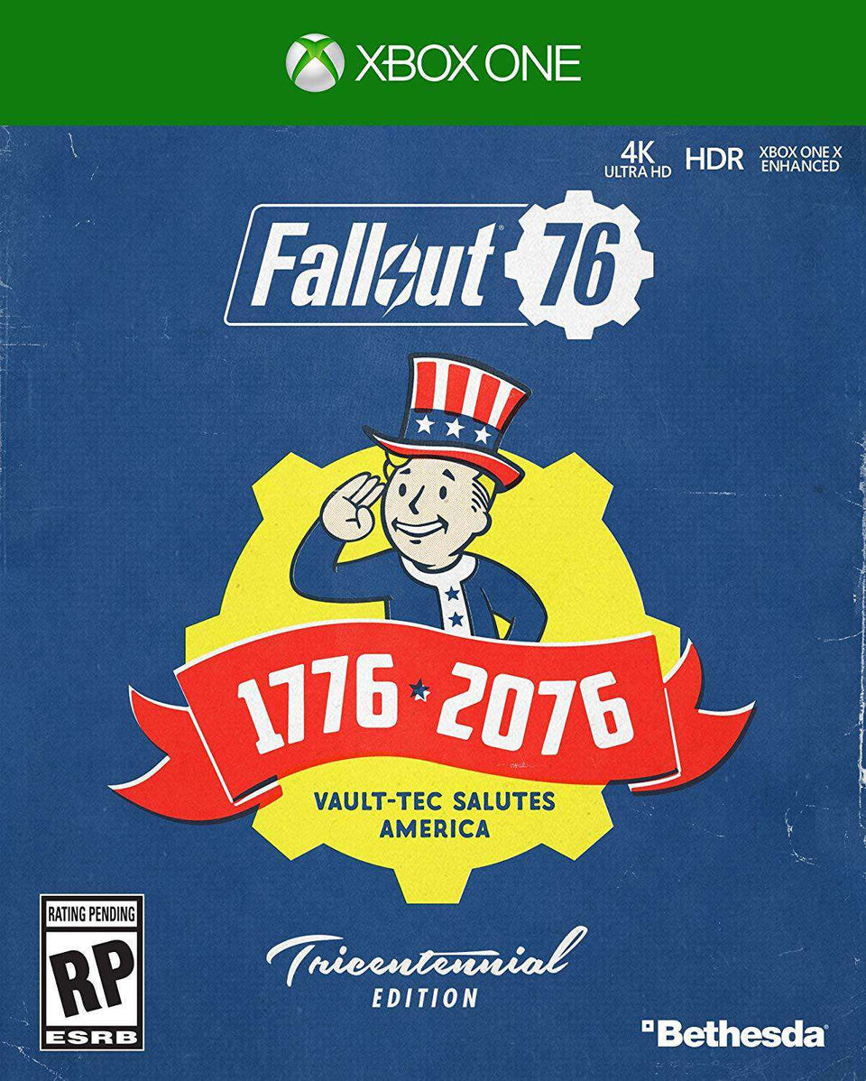 Fallout 76: Tricentennial Edition Xbox One [Digital Code]