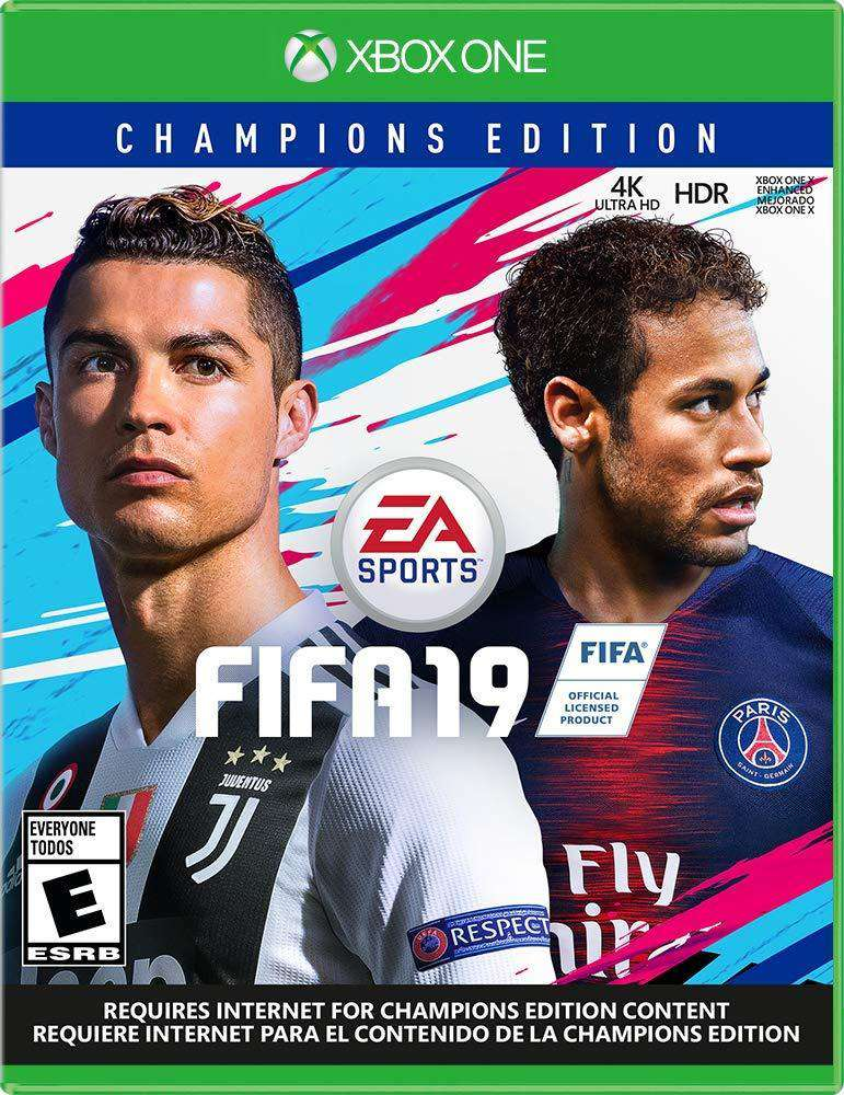 FIFA 19: Champions Edition Xbox One [Digital Code]