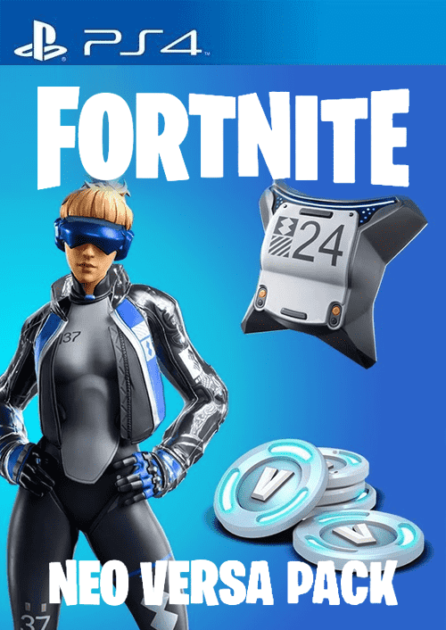 Fortnite Neo Versa Skin + 500 V-Bucks (Playstation 4 Only)