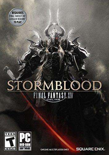Final Fantasy XIV: Stormblood PC [Game Download] - Boxed Deal