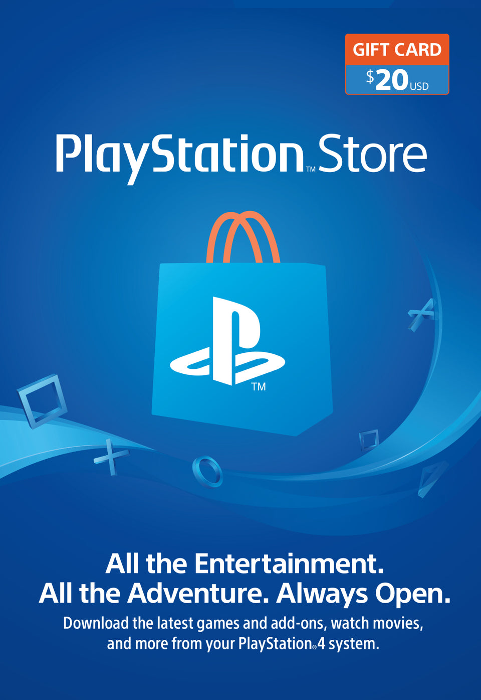 PlayStation Store Gift Card [Digital Code]