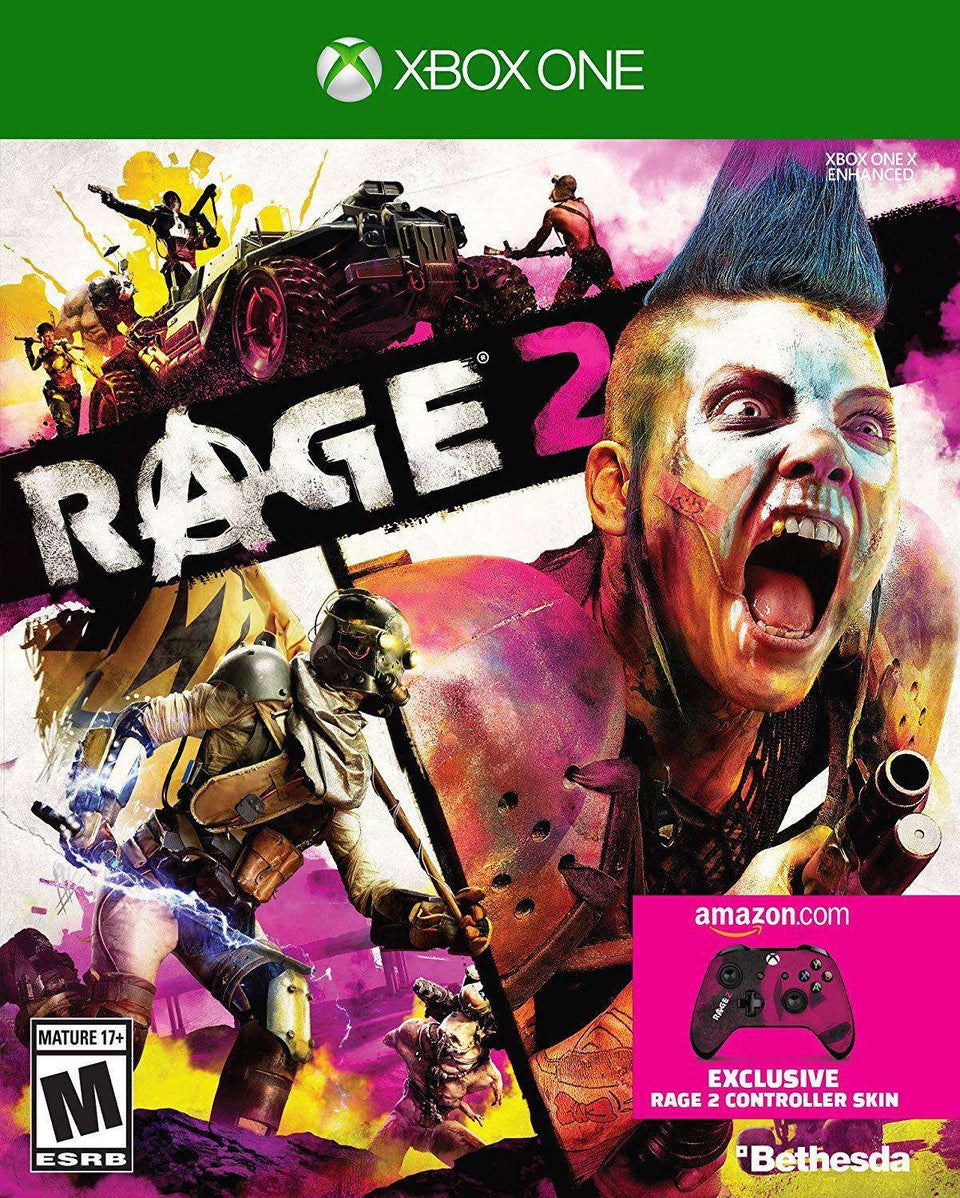 Rage 2 Xbox One [Digital Code]
