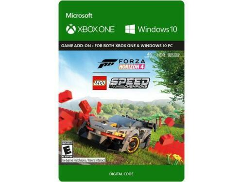 Forza Horizon 4 - Lego Speed Champions for Xbox One Digital Code - Fast Delivery