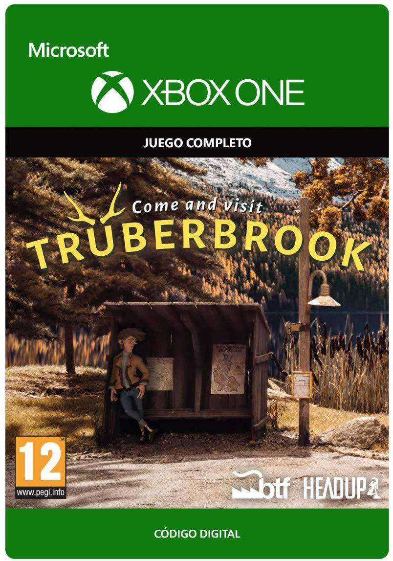 Truberbrook - Xbox One [Digital Code]