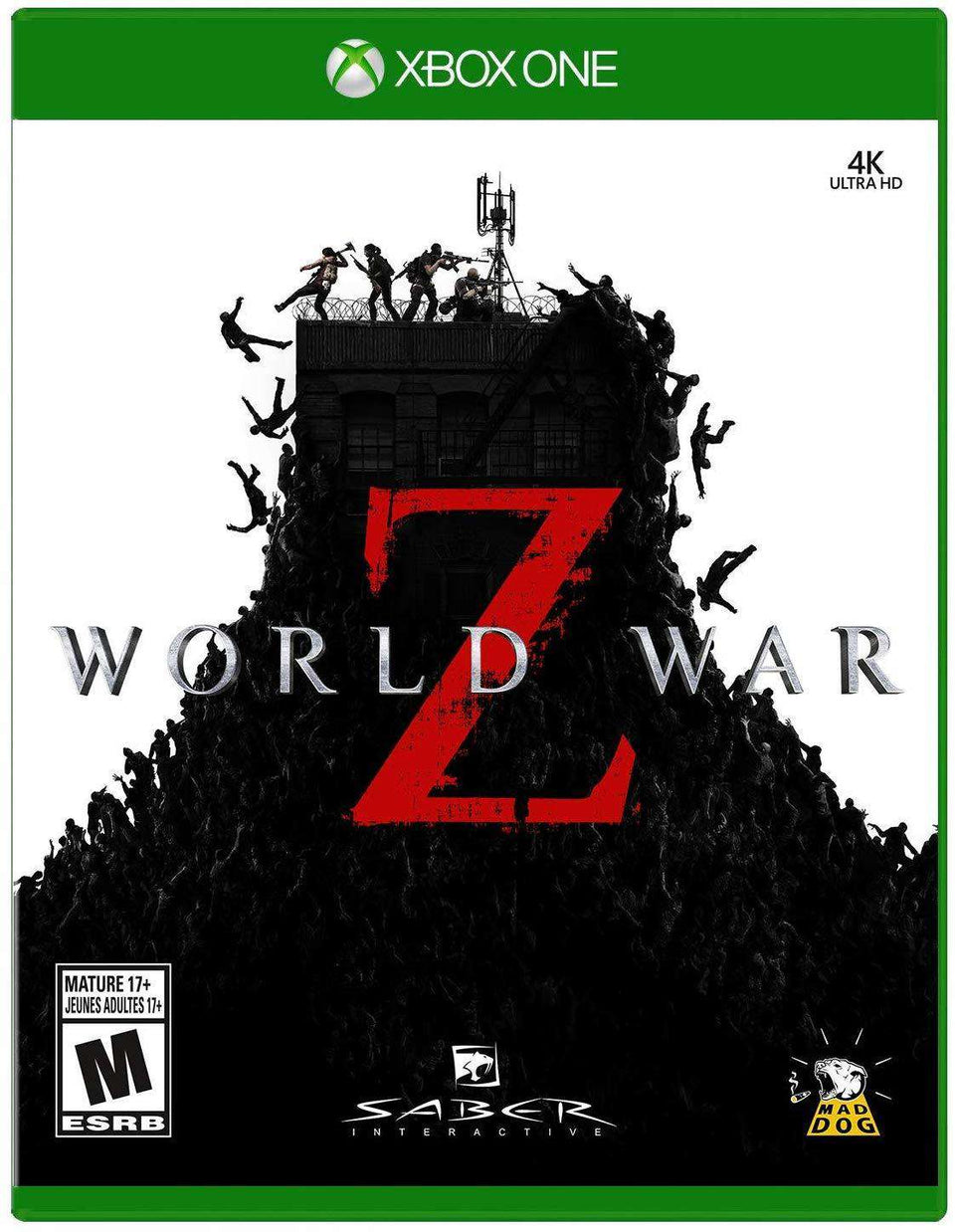 World War Z Xbox One [Digital Code]