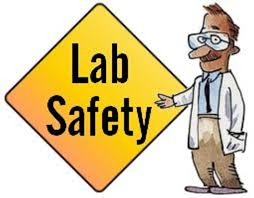 Full-time reinforcement of safe lab conduct and lab techniques