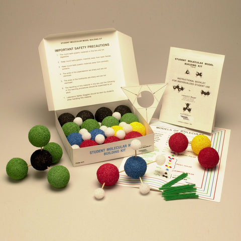 Molecule creation set