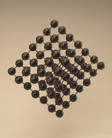FOM-510 Diamond Molecular Model
