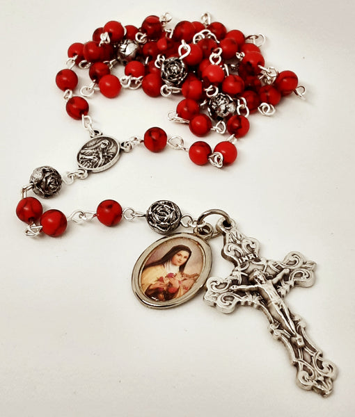 Therese of Lisieux Rosary