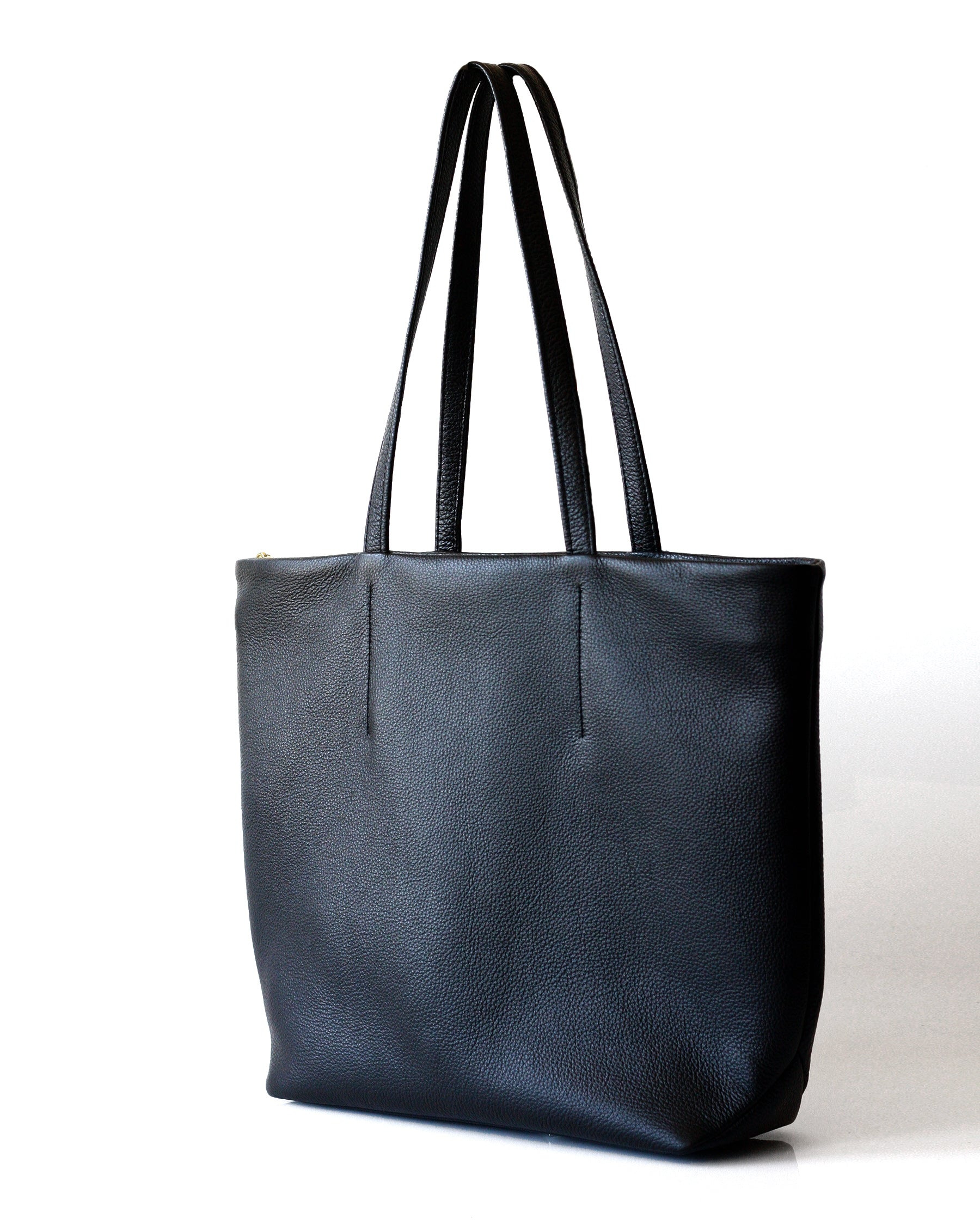 Mindy Tote - Opelle bag Permanent Collection - Opelle leather handbag handcrafted leather bag toronto Canada