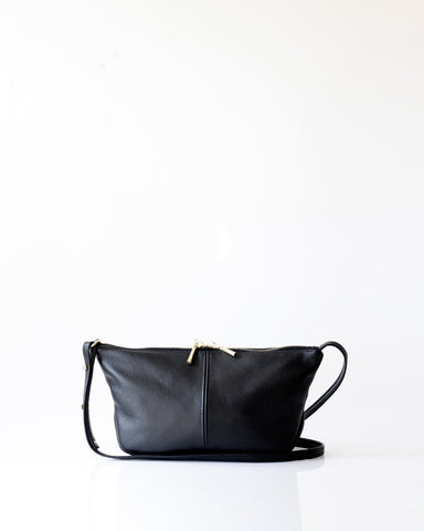 Micro Roberta Sling - Opelle bag Permanent Collection - Opelle leather handbag handcrafted leather bag toronto Canada