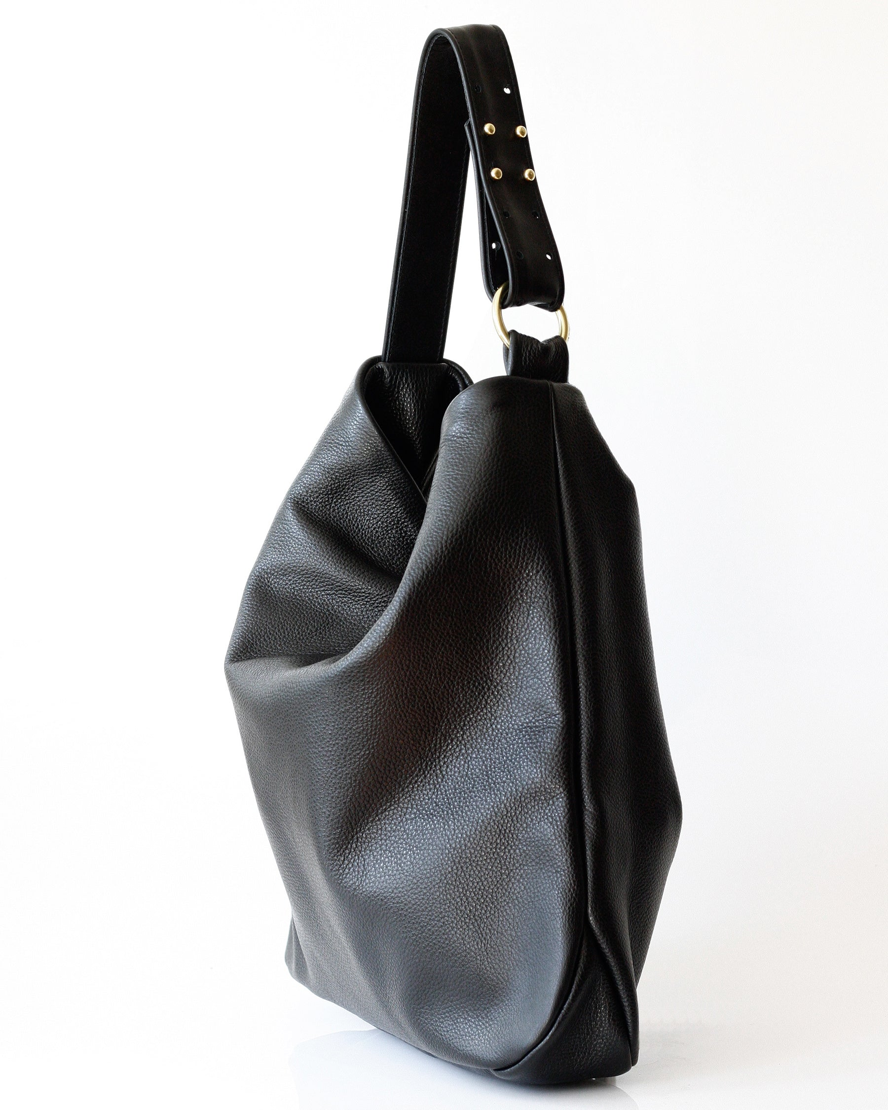 Roberta Tote - Opelle bag Permanent Collection - Opelle leather handbag handcrafted leather bag toronto Canada