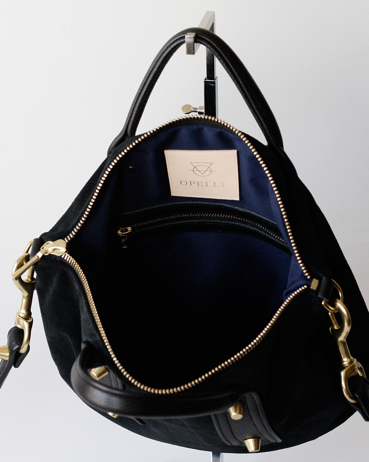 mVanda - Opelle bag Permanent Collection - Opelle leather handbag handcrafted leather bag toronto Canada