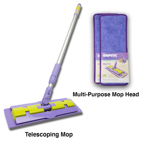 GRIPSTIC®️ Clean Mop Set