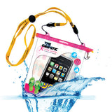 The Gripstic® Keeps Food Fresh Pink Xtreme Sports Pouch Waterproof -1