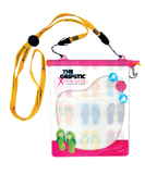 The Gripstic® Keeps Food Fresh Pink Xtreme Sports Pouch Waterproof