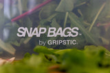 GRIPSTIC SNAPBAGS® 3-Two Cup Silicone Bags