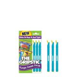 The Gripstic® Keeps Food Fresh 3pk Blue Sealing Rods
