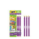 The Gripstic® Keeps Food Fresh 3pk Purple Sealing Rods
