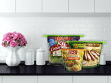 The Gripstic® Keeps Food Fresh Assorted Sizes Sealing Rods kitchen Salad
