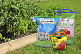 The Gripstic® Keeps Food Fresh Blue Green Orange Handle Gardening Bags