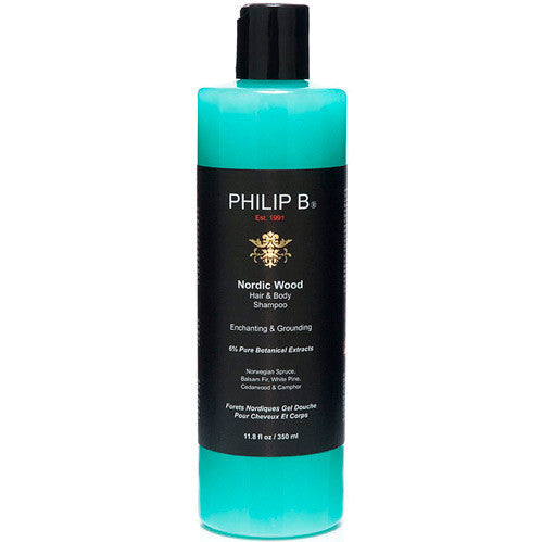 PHILIP B Nordic Wood Hair & Shampoo 11.8oz