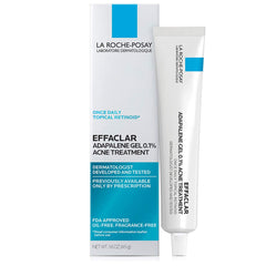 La Roche Posay Effaclar Adapalene Gel 0.1% Acne Treatment 1.6oz