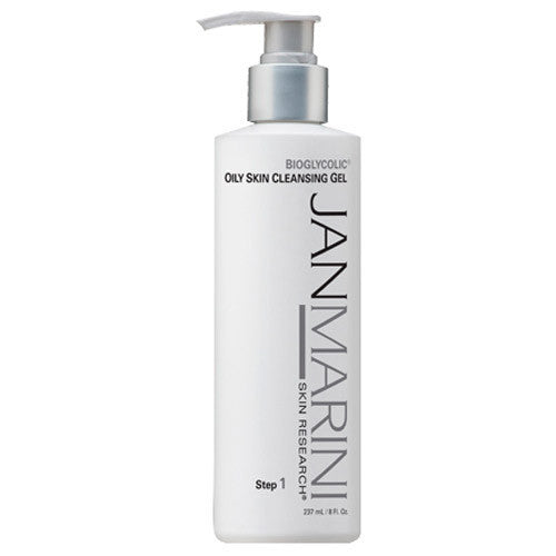 Jan Marini BioGlycolic Oily Skin Cleansing Gel  8oz