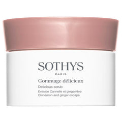 Sothys Cinnamon Ginger Delicious Scrub 6.76oz