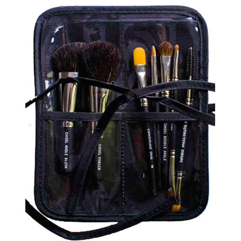 Ageless Derma 7 Piece Brush Roll Collection