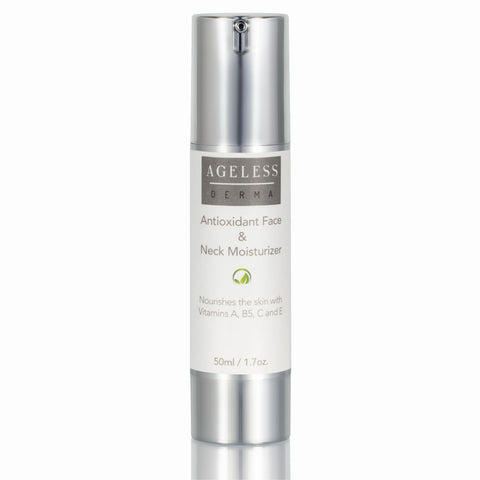 Ageless Derma Antioxidant Face and Neck Moisturizer 1.7oz