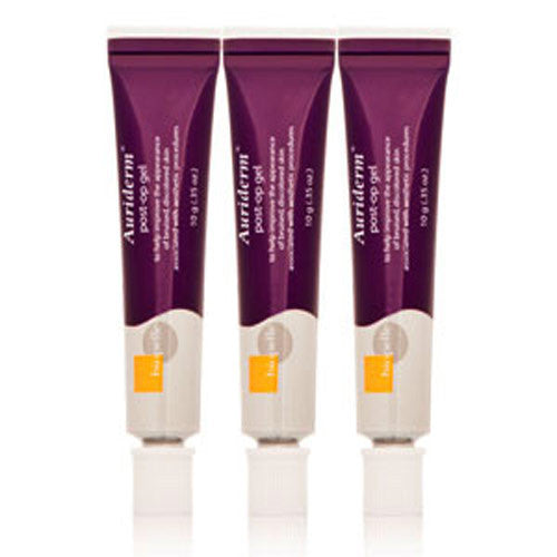 Auriderm Post-Op Gel.35oz (3 Pack)