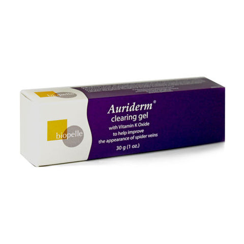Auriderm Clearing Gel 1oz