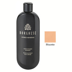 Borghese Hydro-Minerali Creme Finish Makeup #3 Biscotto 1.7oz