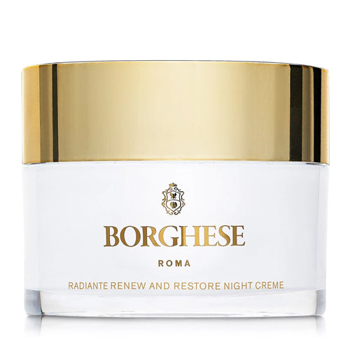 Borghese Radiante Renew and Restore Night Cream 1oz