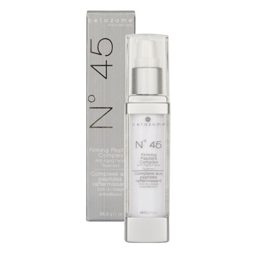 Celazome N.45 Firming Peptide Complex 1oz